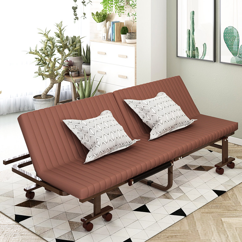 The Recent Popular Pull- Out Metal Sofa Bed