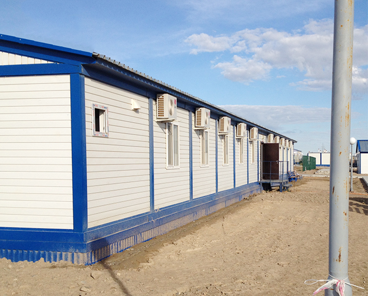PTH container house is sturdy and durable