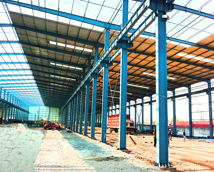 What is steel structure maintenance?